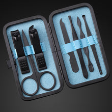 Afbeelding in Gallery-weergave laden, Super luxe RVS manicure set - 7pcs