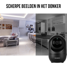Afbeelding in Gallery-weergave laden, INQMEGA Auto tracking | 720P | IR | 360° Security Camera
