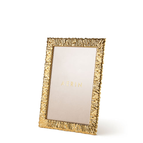 AERIN Ambroise 4x6 Frame - Gold
