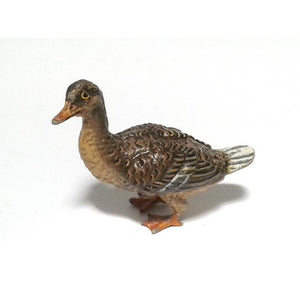 Duck Small Vienna Bronze Figurine