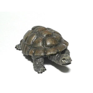 Turtle Big Vienna Bronze Figurine