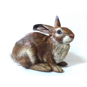 Rabbit Big Vienna Bronze Figurine