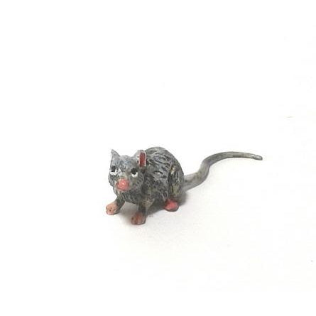 Mouse Speedy (Long Tail) Vienna Bronze Figurine