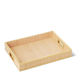 AERIN Colette Cane Tray