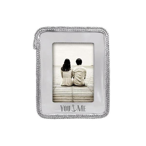 Mariposa You & Me Rope 5x7 Frame
