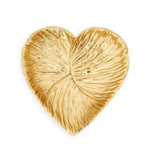 AERIN Large Floral Heart Dish