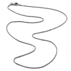 Belle Etoile Sterling Silver Chain - Box Chain