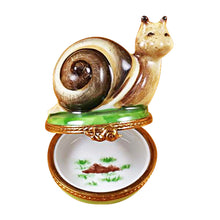 "Load image into Gallery viewer, Rochard ""Escargot-Snail"" Limoges Box"