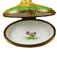 "Load image into Gallery viewer, Rochard ""Rooster"" Limoges Box"