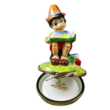 "Load image into Gallery viewer, Rochard ""Pinocchio"" Limoges Box"
