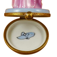 "Load image into Gallery viewer, Rochard ""The Princess"" Limoges Box"