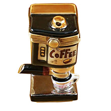 "Load image into Gallery viewer, Rochard ""Coffee Maker"" Limoges Box"