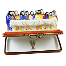 "Load image into Gallery viewer, Rochard ""Last Supper"" Limoges Box"