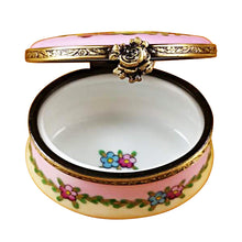 "Load image into Gallery viewer, Rochard ""Mazeltov Oval Box"" Limoges Box"
