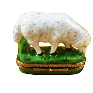 "Rochard ""Sheep"" Limoges Box"