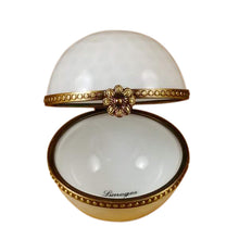 "Load image into Gallery viewer, Rochard ""Golf Ball"" Limoges Box"