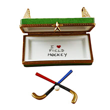 "Load image into Gallery viewer, Rochard ""Field Hockey"" Limoges Box"