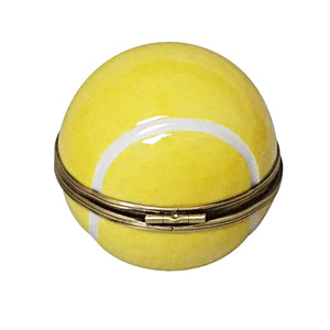 "Rochard ""Tennis Ball"" Limoges Box"
