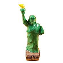 "Load image into Gallery viewer, Rochard ""Statue of Liberty"" Limoges Box"