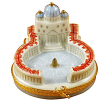"Load image into Gallery viewer, Rochard ""Vatican"" Limoges Box"