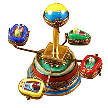 "Load image into Gallery viewer, Rochard ""Amusement Ride"" Limoges Box"