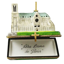 "Load image into Gallery viewer, Rochard ""Notre Dame"" Limoges Box"