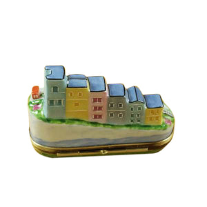 "Rochard ""San Francisco Street"" Limoges Box"