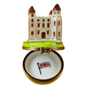 "Rochard ""Tower of London"" Limoges Box"