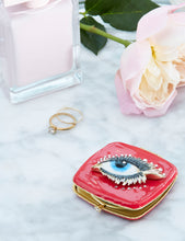 Load image into Gallery viewer, Jay Strongwater Bette Eye Compact