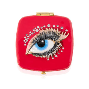 Jay Strongwater Bette Eye Compact