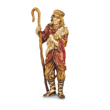 Load image into Gallery viewer, Jay Strongwater Shepherd Figurine - Jewel