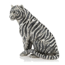 Load image into Gallery viewer, Jay Strongwater Parker Tiger Figurine