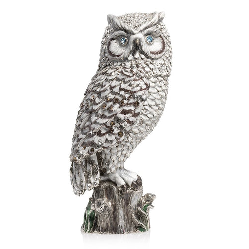 Jay Strongwater Owl 7