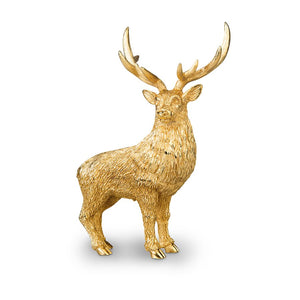 Jay Strongwater Foster Stag Figurine