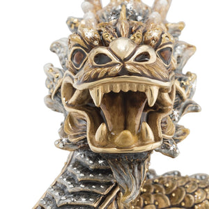 Jay Strongwater Apalala Imperial Dragon Figurine