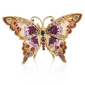Jay Strongwater Lea - Butterfly Medium Figurine