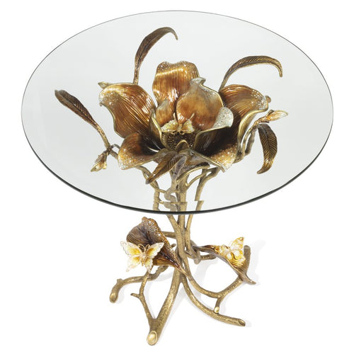 Jay Strongwater Marjorie - Magnolia Table