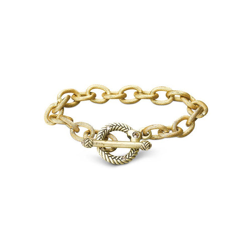 Jay Strongwater Rhodes Toggle Bracelet - 8