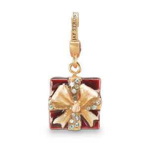 Jay Strongwater Felicity Present Charm