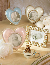 Load image into Gallery viewer, Jay Strongwater Chantal Heart Frame - Pink