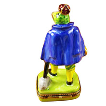 Load image into Gallery viewer, Tall Frog Prince Limoges Box