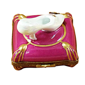 Cinderella Slipper Limoges Box