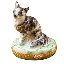 Load image into Gallery viewer, Ocicat Limoges Box