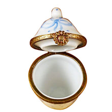 Load image into Gallery viewer, Blue and White Urn Limoges Box