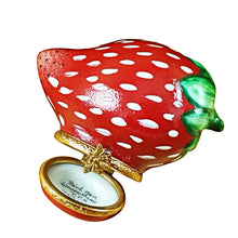 Load image into Gallery viewer, Strawberry Limoges Box