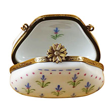 Load image into Gallery viewer, Bluebonnet Purse Limoges Box