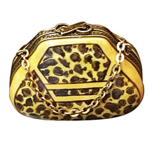 Load image into Gallery viewer, Crocodile Purse Limoges Box