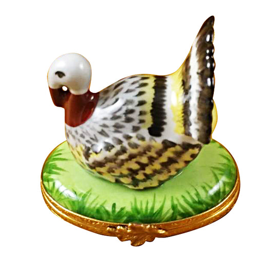 Proud Turkey Limoges Box