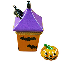 Load image into Gallery viewer, Halloween Lantern Limoges Box