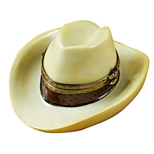 Load image into Gallery viewer, Cowboy Hat Limoges Box